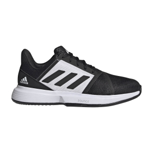 Scarpe Tennis Uomo Adidas CourtJam Bounce Clay  Core Black/Ftwr White FX1497