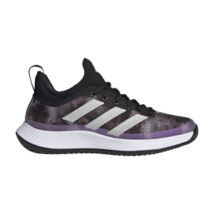 Calzado Tenis Mujer Adidas Defiant Generation  Core Black/Silver Metallic/Ftwr White FY3375
