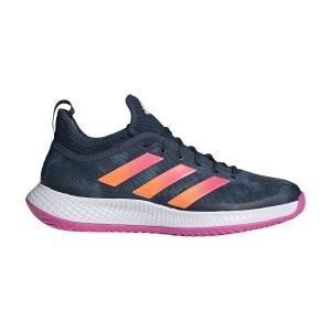 Men`s Tennis Shoes Adidas Defiant Generation  Crew Navy/Screaming Pink/Screaming Orange FX7750