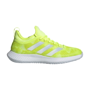Men`s Tennis Shoes Adidas Defiant Generation  Solar Yellow/Halo Blue/Ftwr White FX7749
