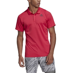 adidas adidas Freelift HEAT.RDY Polo  Power Pink  Power Pink GG3749
