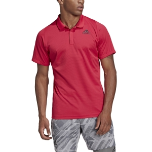 Polo Tenis Hombre Adidas Freelift HEAT.RDY Polo  Power Pink GG3749