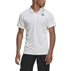 adidas adidas Freelift HEAT.RDY Polo  White  White FT5803