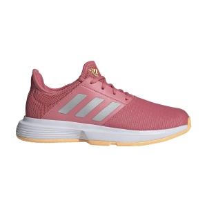 Women`s Tennis Shoes Adidas GameCourt  Hazy Rose/Silver metallic/Ftwr White FX1559