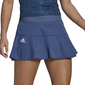 Gonne e Pantaloncini Tennis adidas Match Primeblue HEAT.RDY Gonna  Wild Pine/Alumina GH7598