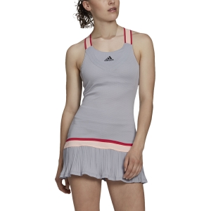 Tennis Dress Adidas Game Dress  Glory Grey GH4631