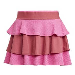 Shorts and Skirts Girl adidas Pop Up Skirt Girl  Screaming Pink/Wild Pink GV0987