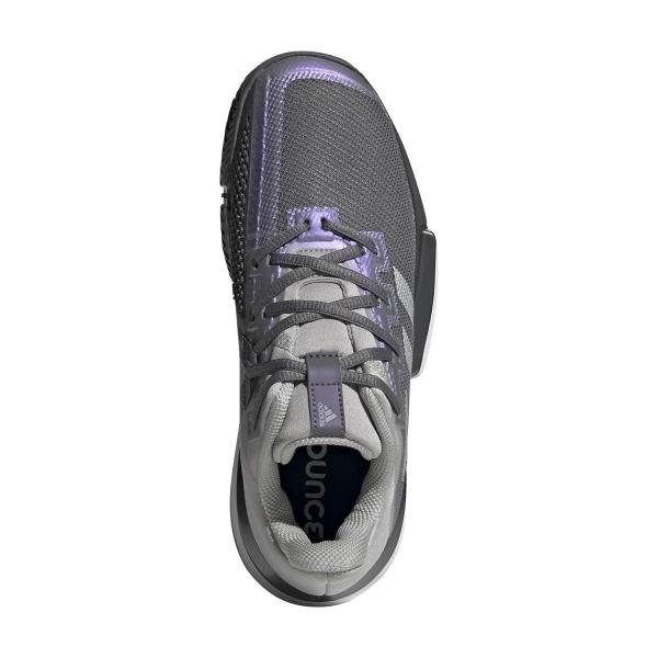 Adidas SoleMatch Bounce - Grey Four/Silver Metallic/Grey Two