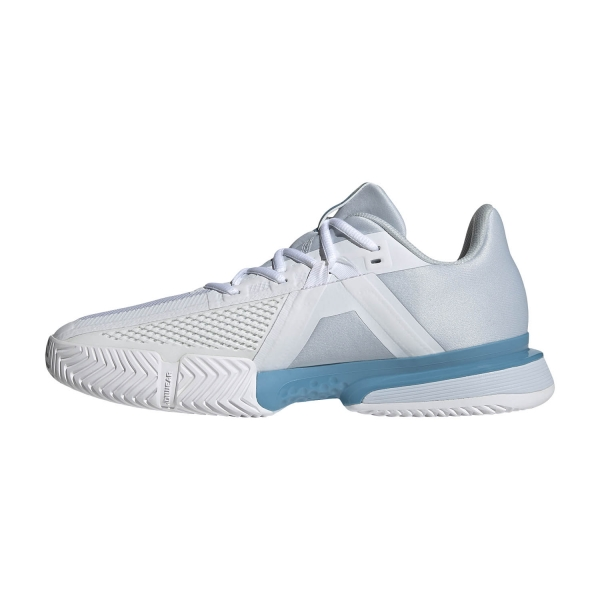 Adidas SoleMatch Bounce - Ftw White/Core Black/Halo Blue