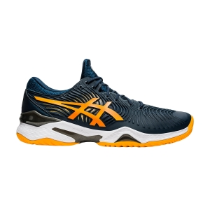 Men`s Tennis Shoes Asics Court FF 2  French Blue/Amber 1041A083402