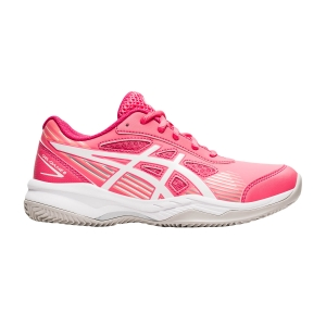 Scarpe Tennis Junior Asics Gel Game 8 GS Clay Bambina  Pink Cameo/White 1044A024700