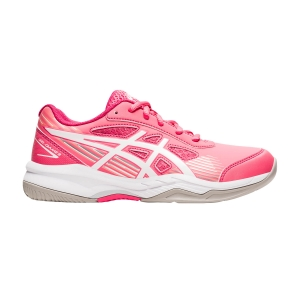 Scarpe Tennis Junior Asics Gel Game 8 GS Bambina  Pink Cameo/White 1044A025700