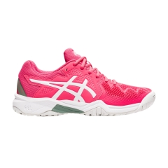 Asics Gel Resolution 8 GS Boy - Pink Cameo/White