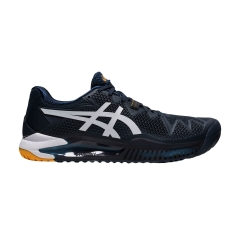 Asics Gel Resolution 8 - French Blue/White