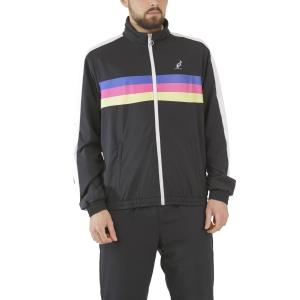 Men's Tennis Suit Australian 3 Lines Suit  Nero TEUTU0002003