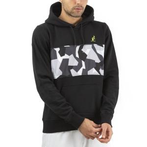 Men's Tennis Shirts and Hoodies Australian Camo Printed Hoodie  Nero SWUFE0005003