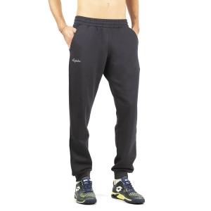 Men's Tennis Pants and Tights Australian Fleece Pants  Antracite LSUPA0009959