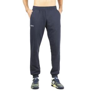 Men's Tennis Pants and Tights Australian Fleece Pants  Blu Navy LSUPA0009200