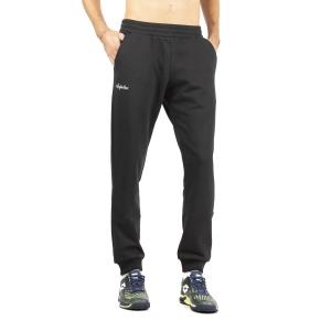 Men's Tennis Pants and Tights Australian Fleece Pants  Nero LSUPA0009003