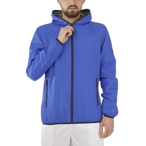 Men's Tennis Jackets Australian Kway Jacket  Sapphire Blue TMXGC0002809