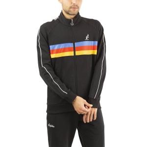 Men's Tennis Suit Australian Logo Suit  Nero LSUTU0015003