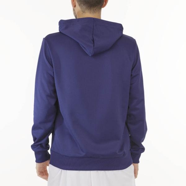 Australian Printed Stripes Jacket - Blu Cosmo