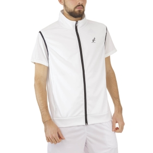 Men's Tennis Jackets Australian Tech Vest  Bianco TEUGI0002002