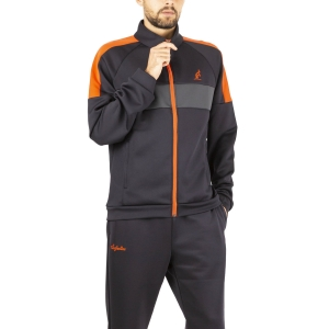 Men's Tennis Suit Australian Volee Tracksuit  Blu Navy LSUTU0001200
