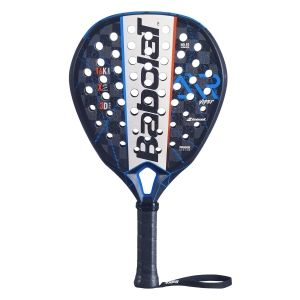 Padel Racket Babolat Air Viper Padel  Black/Grey/Blue 150086314