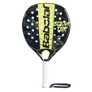 Padel Racket Babolat Counter Vertuo Padel  Black/Yellow/Green 150093341