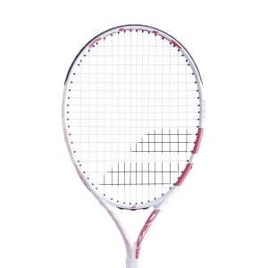 Babolat Junior Tennis Racket Babolat Drive Junior 23 Girl  Pink/White 140427184