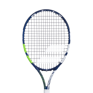 Babolat Junior Tennis Racket Babolat Drive Junior 24  Blue/Green/White 140413306