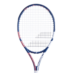 Babolat Junior Tennis Racket Babolat Drive Junior 25 Girl   Blue/Pink/White 140431348