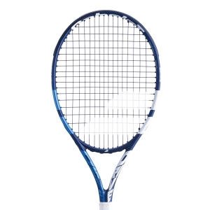 Babolat Junior Tennis Racket Babolat Drive Junior 25  Blue/White 140430148