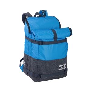 Tennis Bag Babolat Evo 3+3 Backpack  Blue/Grey 753090211