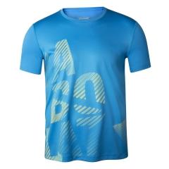 Babolat Exercise Big T-Shirt Boys - Blue Aster