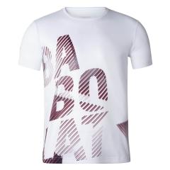 Babolat Exercise Big T-Shirt - White