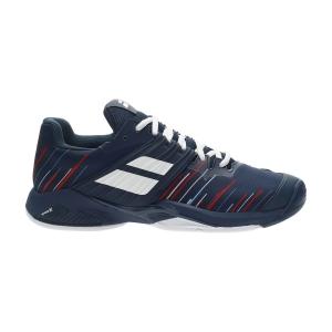 Men`s Tennis Shoes Babolat Propulse Fury All Court  Estate Blue 30F202084000