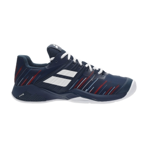 Scarpe Tennis Uomo Babolat Propulse Fury Clay  Estate Blue 30F204254000