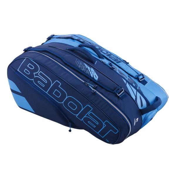 Babolat Pure Drive x 12 Bag - Blue