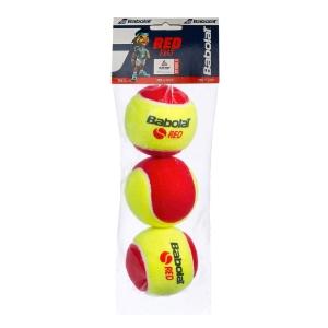 Pelotas Tenis Babolat Babolat Red Felt Pack x 3 501036