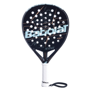 Padel Racket Babolat Revenge Padel Woman  Black/Light Blue/Pink 150094359