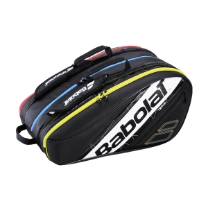Padel Bag Babolat RH Team Bag  Black/White 759005145