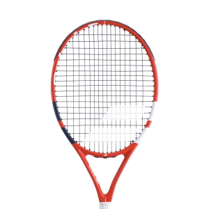 Babolat Junior Tennis Racket Babolat Strike Junior 24  Red/White 140432151