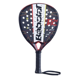 Padel Racket Babolat Technical Veron Padel  Black/White/Red 150088269