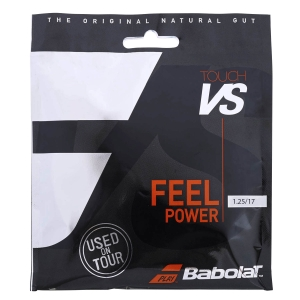 Natural Gut String Babolat Touch VS 1.25 Set 12 m  Natural 201031128125