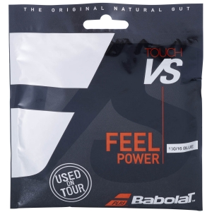 Natural Gut String Babolat Touch VS 1.30 Set 12 m  Blue 201031136130