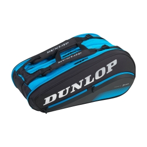 Tennis Bag Dunlop FX Performance Thermo x 12 Bag  Black/Blue 10304000