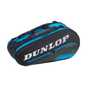 Bolsa Tenis Dunlop FX Performance Thermo x 8 Bolsas  Black/Blue 10304001