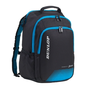 Bolsa Tenis Dunlop FX Performance Mochila  Black/Blue 10304004